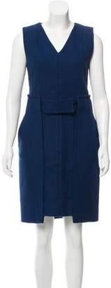 Reed Krakoff Sleeveless Knee-Lenght Dress