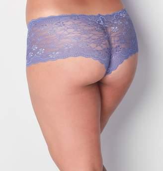 Avenue Sapphire Blue Cheeky Panty