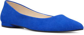 Nine West 'Onlee' Pointy Toe Flat