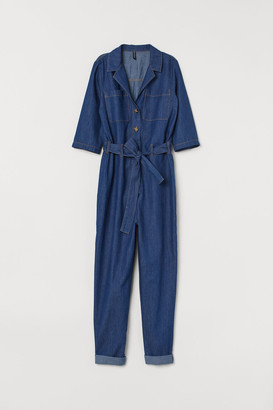H&M Cotton Overall - Blue