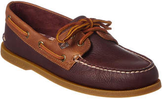 Sperry Men's 2-Eye Daytona Leather Boat Shoe