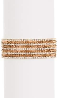 Black Diamond ACCESSORIES Crystal Stretch Bracelet Set