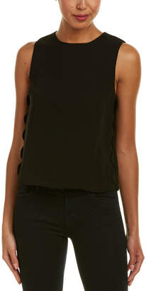 ENGLISH FACTORY Scalloped Top