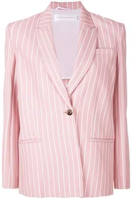 Victoria Beckham Victoria Tailored striped blazer