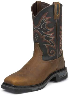 "Tony Lama Men's Diboll Comp Toe 11"" Height (TW4004) 