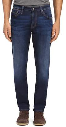 Mavi Jeans Marcus Straight Slim Fit Jeans in Deep Soft Move