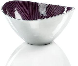 Simply Designz Serveware, Amethyst Salad Bowl