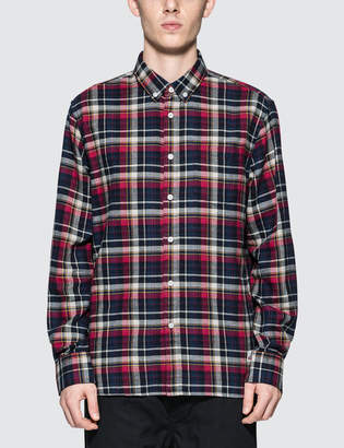Penfield Barrhead Check L/S Shirt