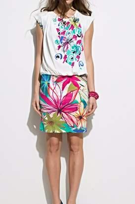 Andrea Martiny Popover Dress