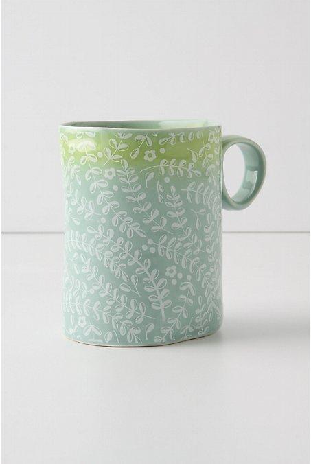 Delicate Brew Mug