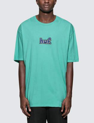 HUF 1993 Logo Over-dye S/S T-Shirt