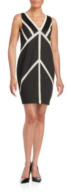 Rachel Roy Striped Shift Dress