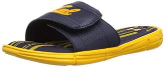 Under Armour Men's Ignite V Collegiate Slide Sandal