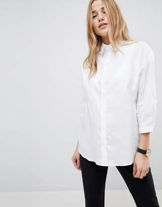 Asos DESIGN girlfriend shirt