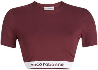 Paco Rabanne Cropped Top