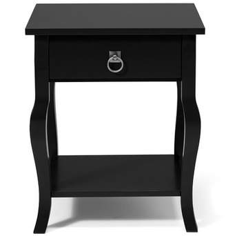 Andover Mills Danby End Table With Storage
