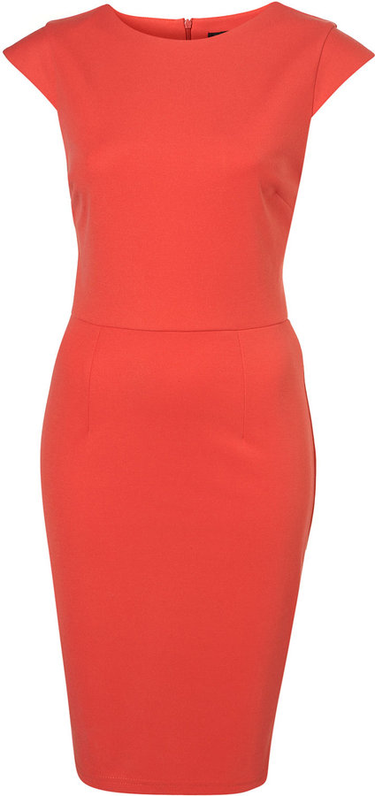 Clean Ponte Pencil Dress