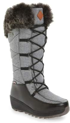 Kamik Pinot Waterproof Boot with Faux Fur Cuff