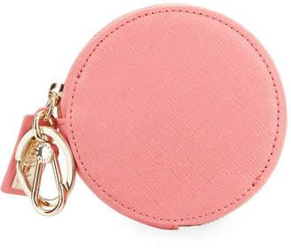 Furla Classic Saffiano Coin Case, Medium Pink
