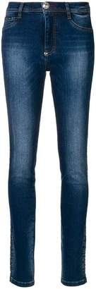 Philipp Plein Star high-rise skinny jeans