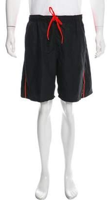Nike Logo Swim Trunks
