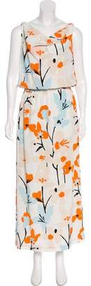 Diane von Furstenberg Silk Lou Lou Dress