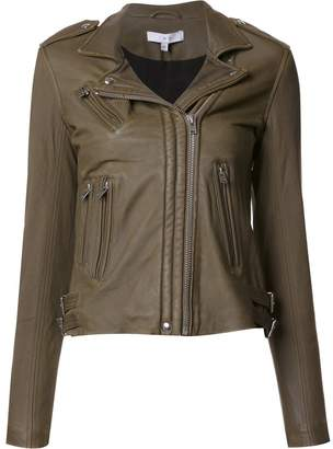 IRO biker leather jacket