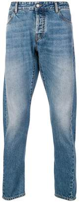 Marcelo Burlon County of Milan wing print jeans