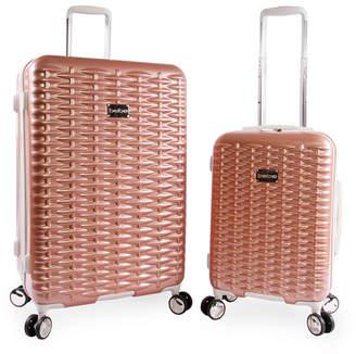 Bebe Lydia 2-Piece Luggage Set