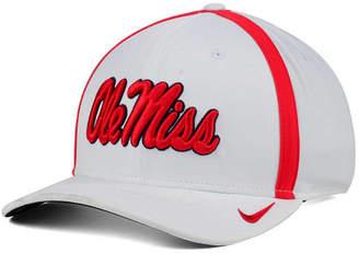 Nike Ole Miss Rebels Aerobill Sideline Coaches Cap