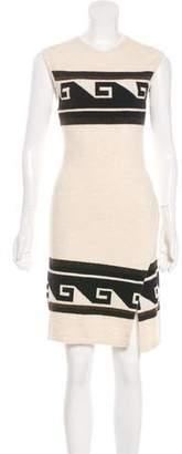 Isabel Marant Knit Mini Dress