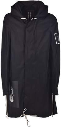 Drkshdw Long Hooded Jacket