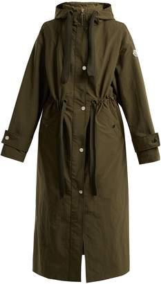 Moncler Fluorite hooded jacket
