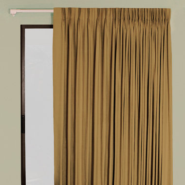 Royale Pinch Pleat One-Way Draw 100