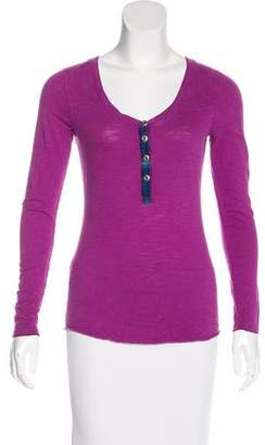Patagonia Knit Henley Top