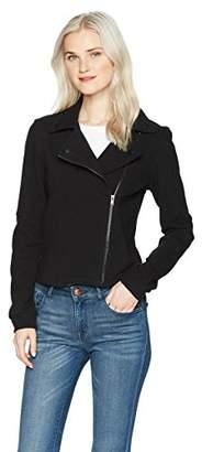RVCA Women's Reckoner Bike Fleece Jacket