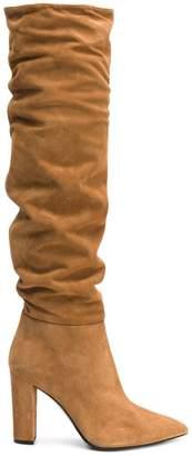 Alberto Gozzi heeled boots