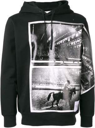 Calvin Klein Jeans x Andy Warhol photographic print hoodie