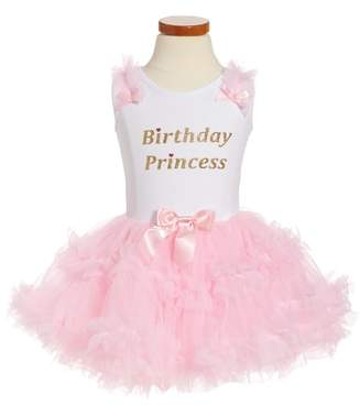 Popatu Birthday Princess Tutu Dress