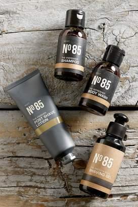 Mens No 85 Travel Gift Set - Black