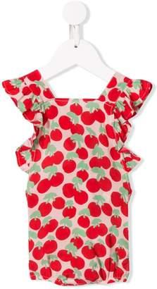 Stella McCartney cherry print body