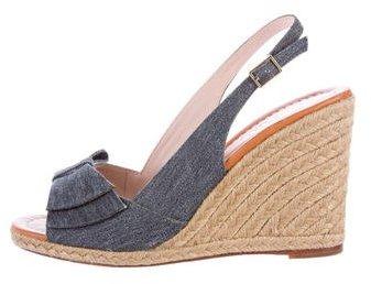 Kate SpadeKate Spade New York Espadrille Wedge Sandals