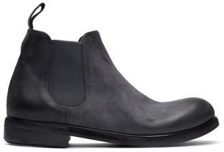 Marsèll Grey Zucca Media Beatles Boots
