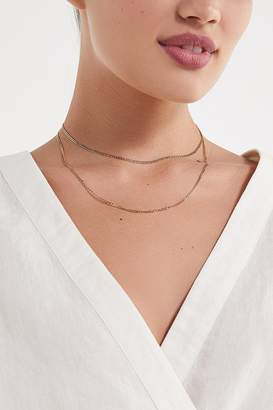 Frasier Sterling Silverlake Layer Necklace