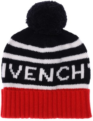 Givenchy WOOL & CASHMERE KNIT HAT