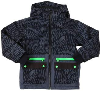 Stella McCartney Nylon Quilted Ski Down Jacket