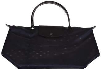 Longchamp La Pliage Etoiles Shoulder Bag L
