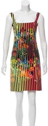 Mary Katrantzou Floral Mini Dress