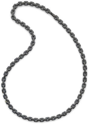 JCPenney FINE JEWELRY Men's 24 Chain Link Necklace Stainless Steel