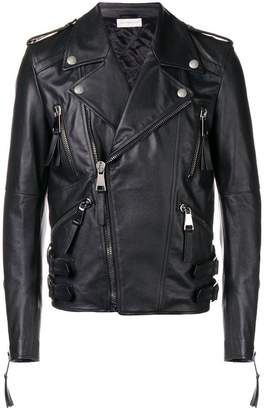 Faith Connexion classic biker jacket